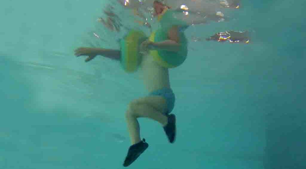 Schwimmhilfen für Babys