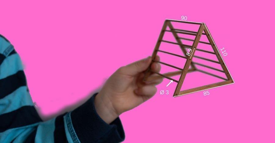 Pikler Dreieck DIY